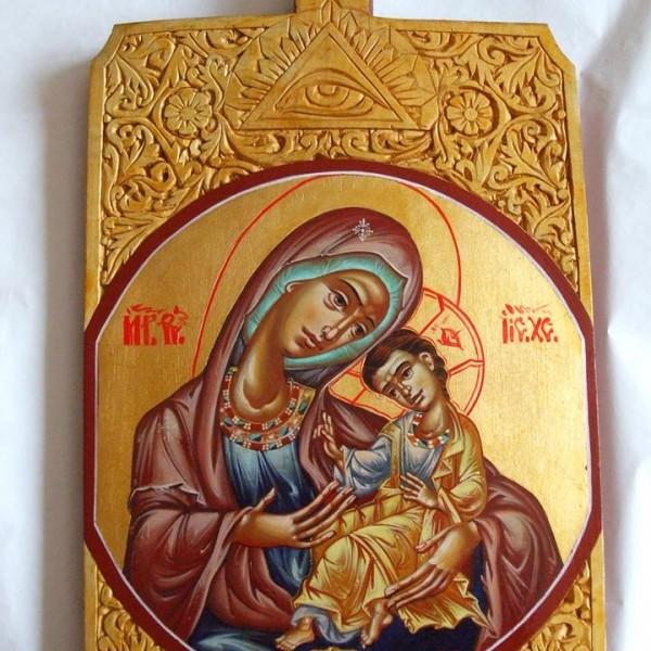 Icoana Maica Domnului cu Pruncul
