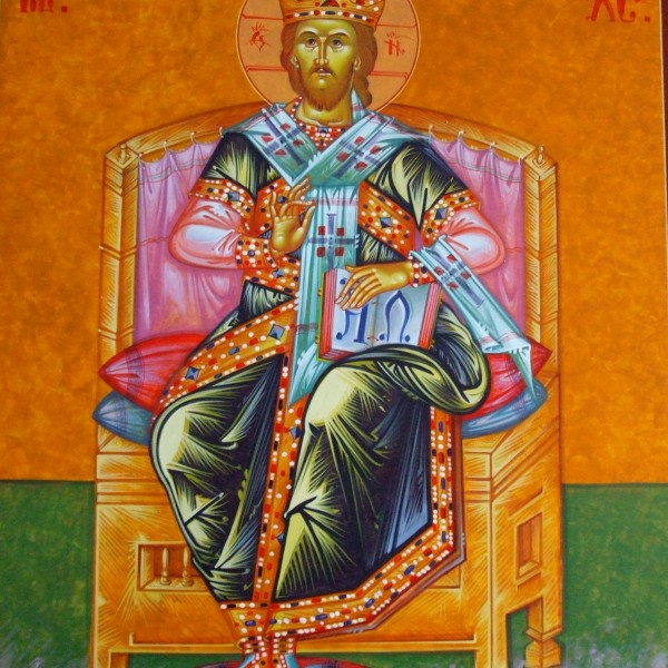Icoana Iisus Hristos Arhiereu