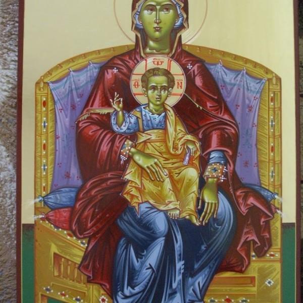 Icoana Maica Domnului Imparateasa