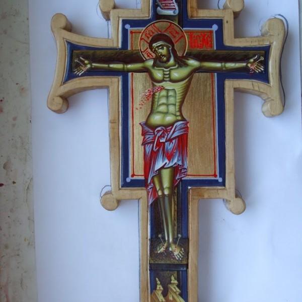 Cruce de perete Rastignirea