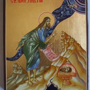 Icoana Sf Ioan Botezatorul