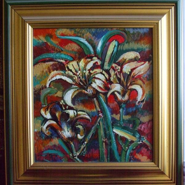 Tablou Flori de crin