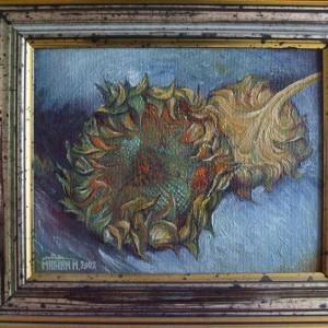 Tabloul Floarea soarelui